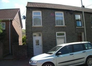 Thumbnail 3 bed end terrace house for sale in Bodringallt Terrace, Ystrad, Pentre