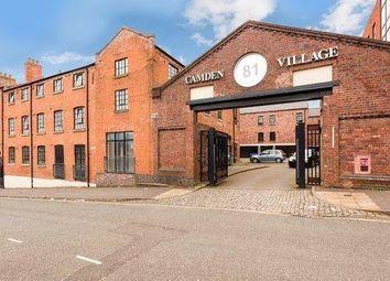 1 bed flat to rent in Camden Street, Birmingham B1