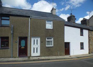 Thumbnail 2 bed terraced house for sale in Kingshead Street, Pwllheli, Gwynedd
