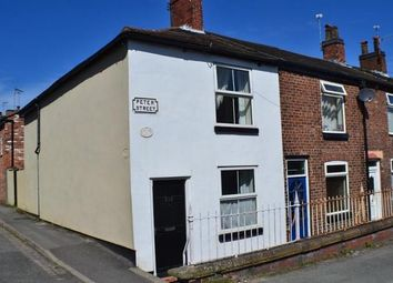 Thumbnail 2 bed end terrace house for sale in Peter Street, Macclesfield, Cheshire United Kingdom