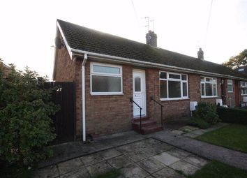 Thumbnail 1 bed bungalow to rent in Sutton House Road, Hull