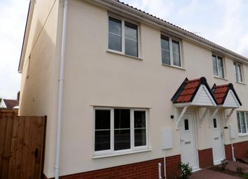 Thumbnail 3 bedroom semi-detached house to rent in Gipping Way, Stowmarket