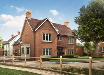 Thumbnail 3 bed detached house for sale in Keyhaven Road, Milford On Sea