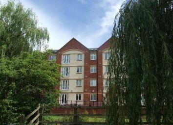 Thumbnail 2 bed flat for sale in Riverside Mews, Espleys Yard, Stafford