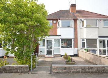 Thumbnail 3 bedroom semi-detached house to rent in Newborough Road, Shirley, Solihull