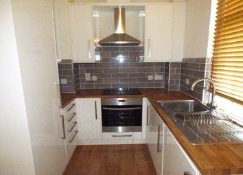 Thumbnail 1 bed flat to rent in Hallam Close, Watford