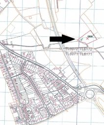 Thumbnail Land for sale in Clipsall Road, Soham, Ely, Cambridgeshire