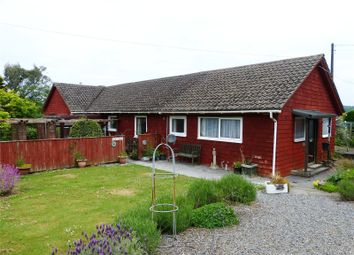 Thumbnail 4 bedroom detached bungalow for sale in Minihaven, Landshipping, Narberth, Pembrokeshire