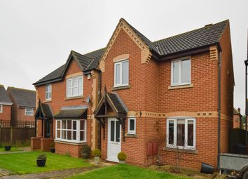 Thumbnail 3 bed detached house to rent in Hanover Drive, Brackley