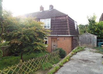 Thumbnail 2 bed semi-detached house for sale in Croscombe, Wells, Somerset