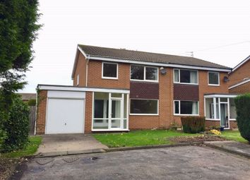 Thumbnail 3 bed semi-detached house to rent in Low Meadows, Cleadon, Cleadon