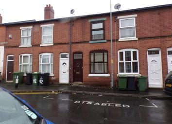 Thumbnail 3 bed terraced house for sale in Moncrieffe Street, Chuckery, Walsall