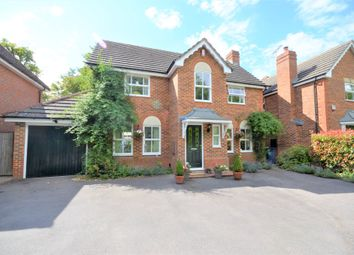 Thumbnail 4 bed detached house for sale in Charter Drive, Amersham
