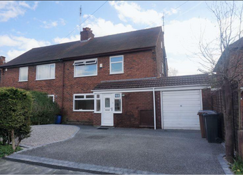 4 bed semi-detached house to rent in Brookfield Road, Cheadle, Cheshire SK8