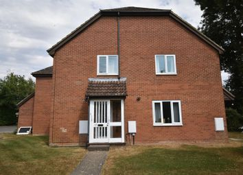 Thumbnail 1 bed terraced house to rent in Ajax Close, Chineham, Basingstoke