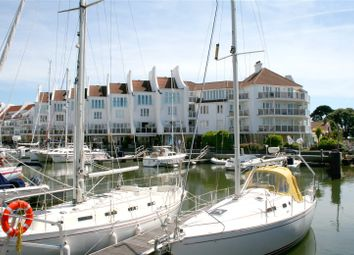 Thumbnail 3 bed flat for sale in Moriconium Quay, Lake Avenue, Hamworthy, Poole