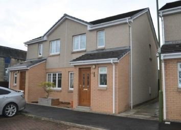 Thumbnail 2 bed semi-detached house to rent in Broompark Gardens, Denny
