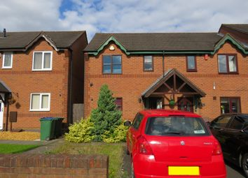 Thumbnail 2 bed semi-detached house for sale in Tividale Street, Tipton