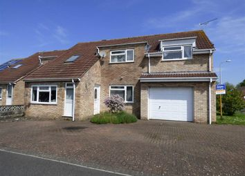 Thumbnail 4 bed semi-detached house for sale in Lynmouth Close, Worle, Weston-Super-Mare
