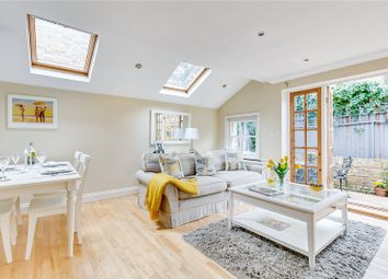 Broughton Road, Sands End, Fulham, London SW6. 2 bed maisonette for sale