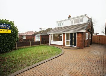 Thumbnail 4 bed detached bungalow for sale in St Georges Avenue, Westhoughton, Bolton, Lancashire.