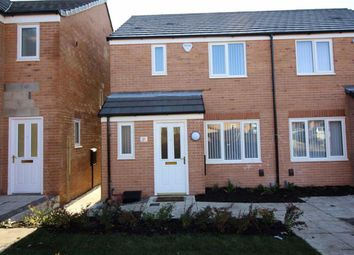 Thumbnail 3 bed semi-detached house for sale in Kirkwall Way, Heywood, Greater Manchester