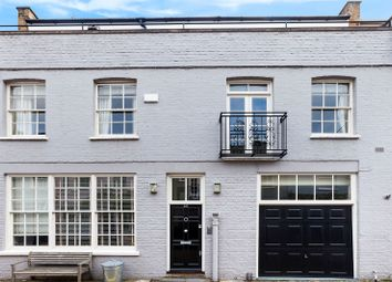 Thumbnail 3 bed mews house to rent in Princes Gate Mews, London