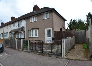 Thumbnail 3 bed end terrace house for sale in Sutton Road, Barking