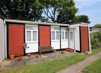 Thumbnail 2 bed bungalow for sale in Castle Hill Park, Great Clacton, Clacton On Sea