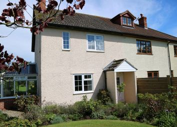 Thumbnail 2 bedroom semi-detached house for sale in Stringston, Bridgwater