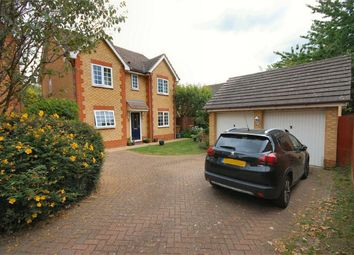 Thumbnail 4 bed detached house for sale in Creslow Way, Stone, Buckinghamshire