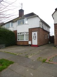 Thumbnail 3 bedroom property to rent in Hannam Boulevard, Spalding