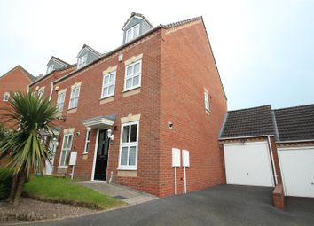 Thumbnail 3 bed semi-detached house to rent in Hengrave Meadow, Lawley, Telford