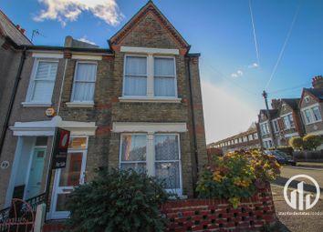 Thumbnail 3 bedroom end terrace house for sale in Whatman Road, London
