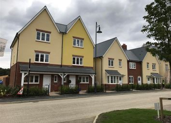 Thumbnail 4 bed semi-detached house for sale in Tadpole Garden Village, Tadpole Garden Village, Swindon