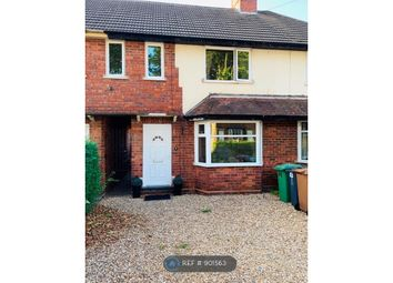Thumbnail 2 bed terraced house to rent in Leighswood Avenue, Walsall