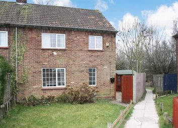 Thumbnail 3 bed end terrace house for sale in Pearson Road, Crawley