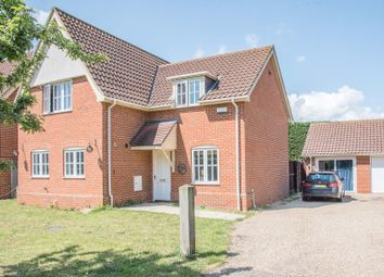 3 bed detached house for sale in Church View, Leiston IP16