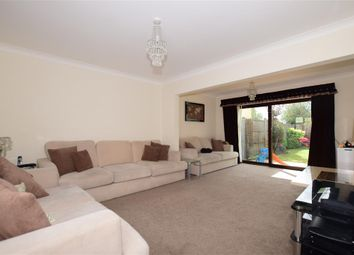 Thumbnail 4 bedroom end terrace house for sale in Riversdale Road, Romford, Essex