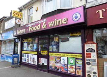 Thumbnail Retail premises for sale in Poole, Dorset