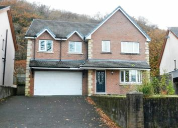 Thumbnail 5 bedroom detached house for sale in Ger Y Coed, Clydach, Swansea, West Glamorgan