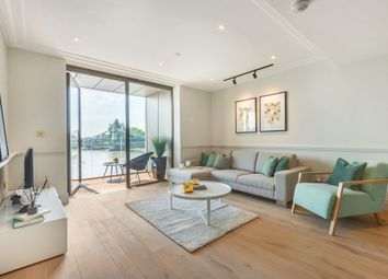 Thumbnail 2 bed flat for sale in Crisp Road, London