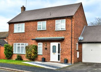 Thumbnail 4 bed detached house for sale in Ligo Avenue, Stoke Mandeville, Aylesbury