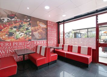 Thumbnail Restaurant/cafe to let in Morden Court Parade, London Road, Morden SM4, London,