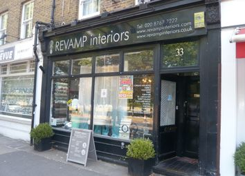 Retail premises to let in 33 Bellevue Road, Wandsworth Common SW17