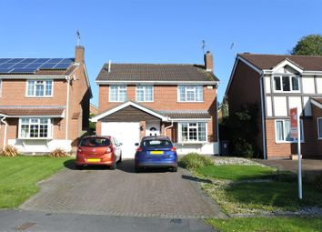 Thumbnail 4 bedroom detached house for sale in Sycamore Close, Melton Mowbray