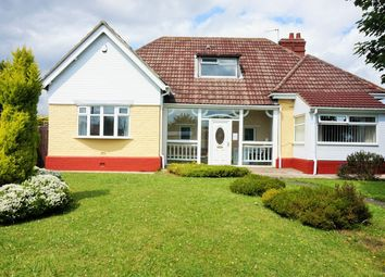 Thumbnail 6 bed detached bungalow for sale in Gillas Lane, Houghton Le Spring