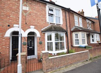 Thumbnail 2 bed terraced house for sale in Stocklake, Aylesbury