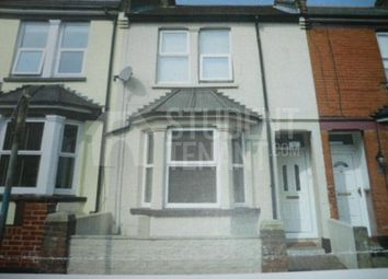Thumbnail 4 bedroom shared accommodation to rent in Balfour Road, Chatham, Kent