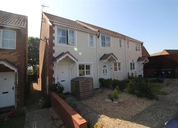 Thumbnail 2 bed end terrace house for sale in Medina Drive, Stone Cross, Pevensey